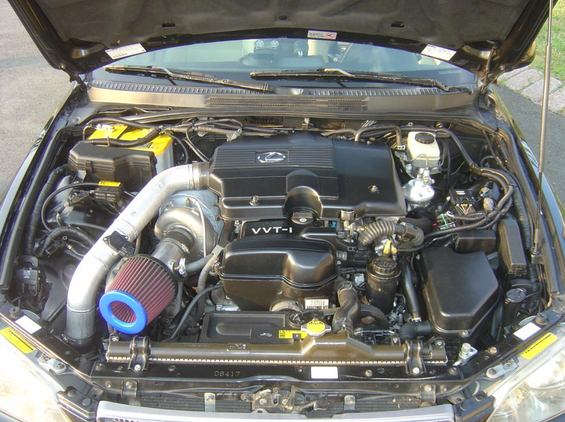Turbo Blanket Vs. Shield - Page 3 - Lexus IS Forum